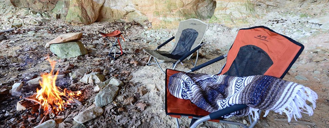 Best Camping Chair Reviews [2019 Buyer's Guide For Adventurer]